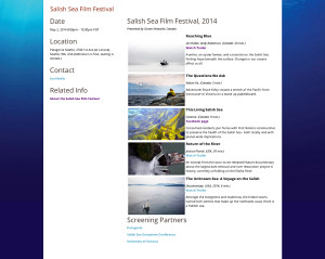 Salish Sea Film Festival