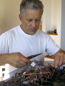 Wiring ROV control board